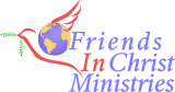 Friends in Christ Ministries Logo